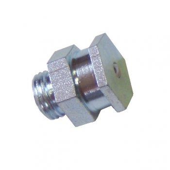 mazací hlavice plochá se závitem M10x1 T1B šestihran
