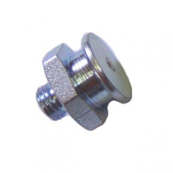 mazací hlavice plochá se závitem M12x1,5